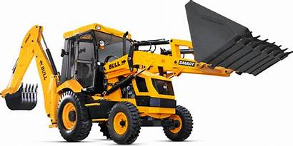 Bull Backhoe Smart Loader Equipment Hp Kg