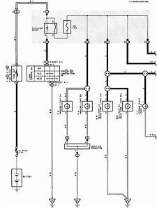 I Need A Wiring Diagram For A 1986 Toyota Tercel 4door