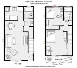 Two Bedroom Apartment Floor Plan Photo by Du Apartments Floor Plans Rates Aspen Gate Apartments