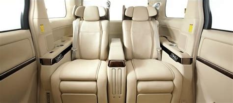 Toyota Highlander 2012 Captains Chairs by What S A Toyota And Costs More Than 100 000 Autoevolution