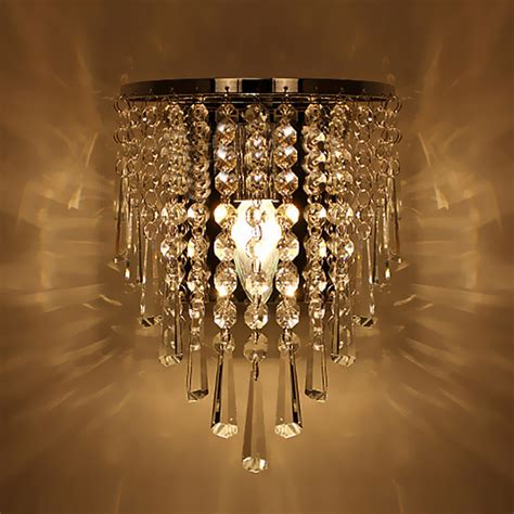 modern crystal light fixtures modern crystal chandelier wall light lighting fixture 220v