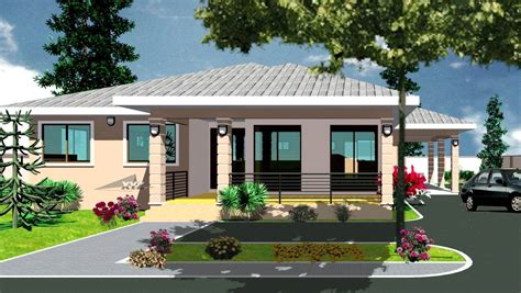 awesome ghana home plans  pictures house plans