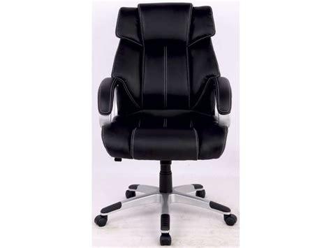 fauteuil de bureau basculant fauteuil de bureau coloris noir vente de fauteuil