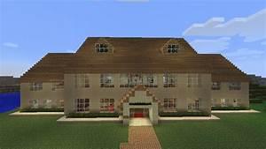 Modern House/Church Minecraft Project
