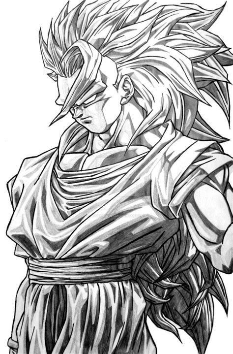 The 25+ best Goku drawing ideas on Pinterest   Goku, How