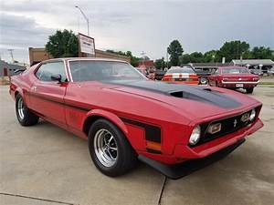1972 Ford Mustang Mach 1 for Sale | ClassicCars.com | CC-1102899