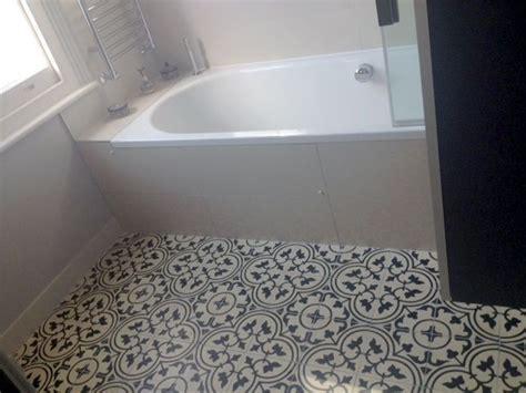 Encaustic Tiles in bathroom (Barcelona 280)   Kitchen