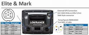 Lowrance Hdi Pinout - The Hull Truth