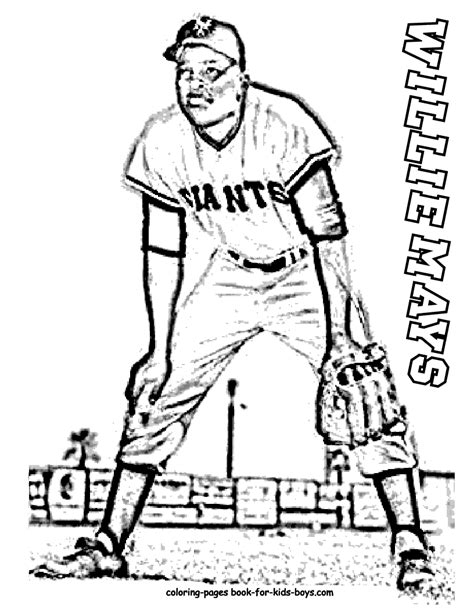 fired   coloring pages baseball mlb players