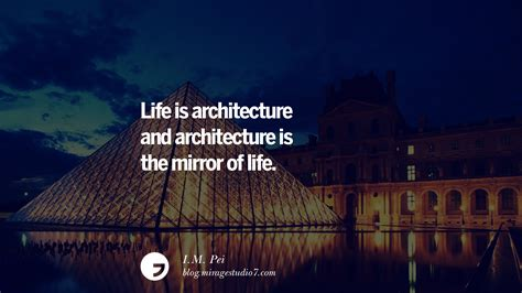Quotes About Life And Architecture. Quotesgram