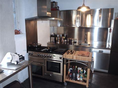 desserte cuisine ext ieure photos de réalisations cuisine inox cuisinezinox