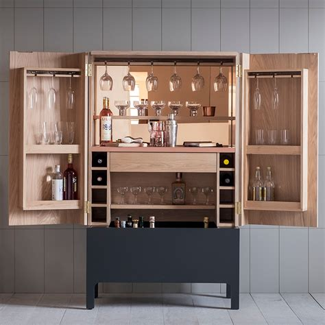 Home Bar Cabinet by Solutions Home Bars Decoration Uk