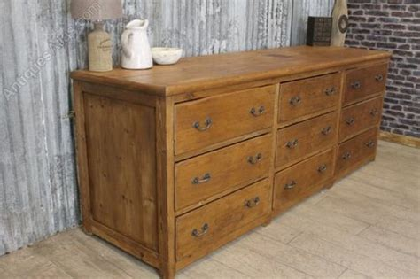 oversized chest of drawers large pine chest of drawers antiques atlas