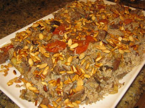 lebanese cuisine january 2013