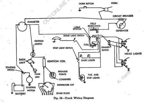 Chevy Electrical Wiring Diagrams Heater