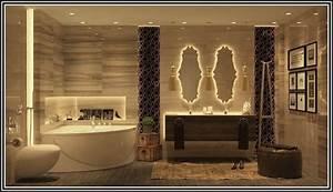 Spiegel Selber Bauen : spiegel mit indirekter beleuchtung selber bauen ~ Lizthompson.info Haus und Dekorationen