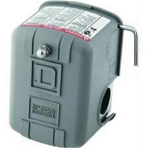 New Square Fsgjmbp Well Pump Switch Low