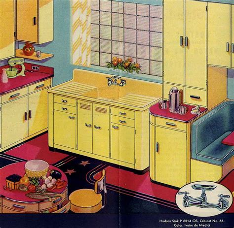 cabinets designs kitchen classic colors for a 1940s kitchen ming green ivoire de 1938