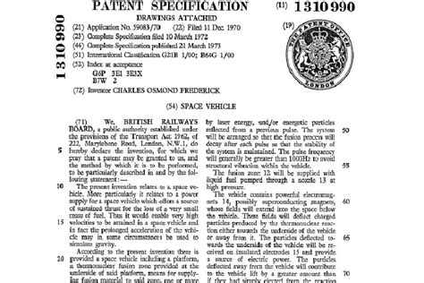 patent drawing ufo t