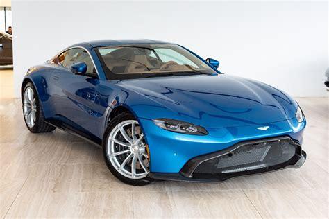 Martin Blue by 2019 Aston Martin Vantage Stock 9nn01600 For Sale Near
