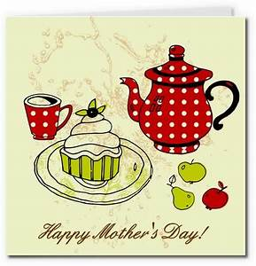 Teacup Mother S Day Card Template 7 Gorgeous Free Printable Mothers Day Cards High Quality