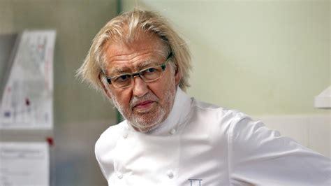 cours de cuisine avec chef étoilé le français gagnaire est le plus grand chef étoilé du monde selon ses pairs