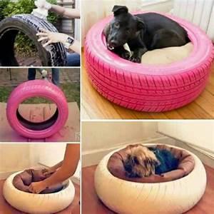 30+ Brilliant Pet Bed DIY Ideas with Tutorials www