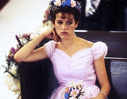 molly ringwald character in sixteen candles pin by reel snarky on redhead halloween costumes for me