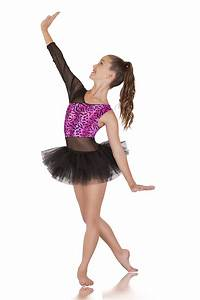 Dance Costume: Fierce, Hot Pink & Black Jazz Contemporary ...