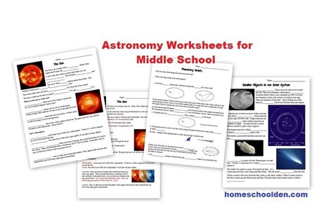 astronomers for worksheet free astronomy worksheets middle school homeschool den