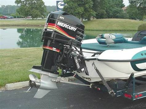 Bass Boat Jack Plate Setup by Stratos