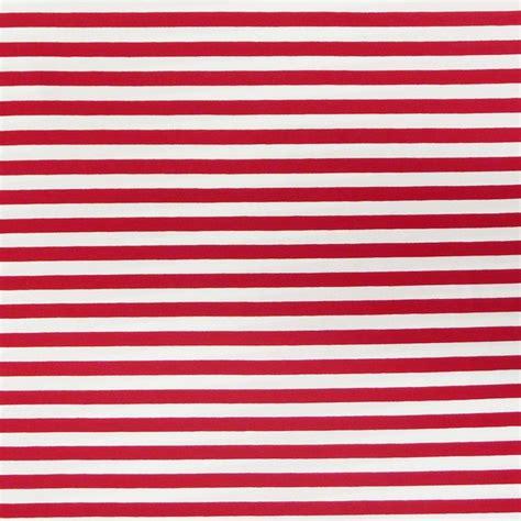Rot Weiß Streifen by Jersey Viskose Streifen 1cm Rot Wei 223 Stoffe Stoffe
