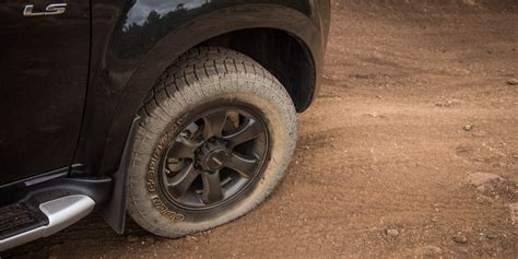Why Should I Lower My Tyre Pressure When Driving Off-road