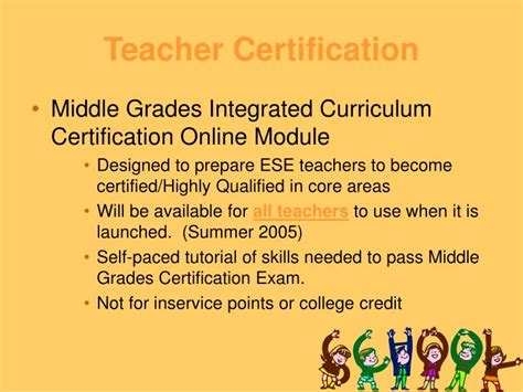 bureau of educator certification ppt florida association of science supervisors florida