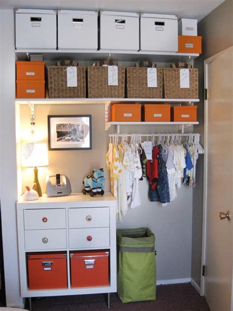 Organizing Kids' Closets Hgtv
