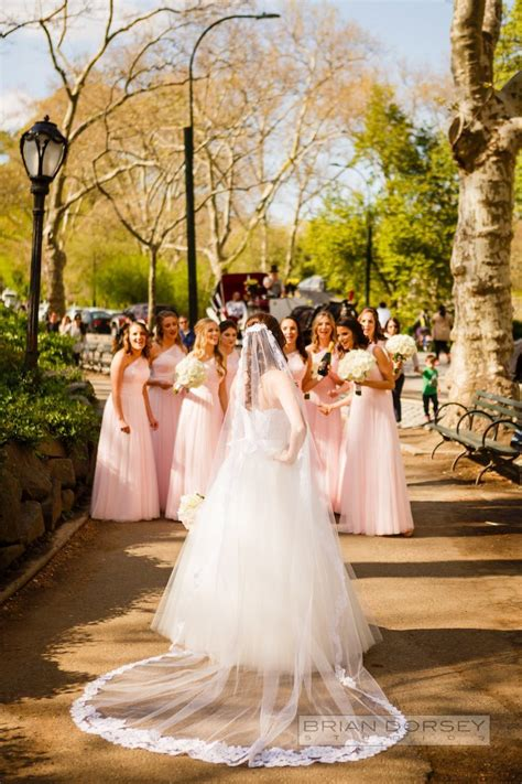 The Most Romantic New York City Wedding Ever - MODwedding