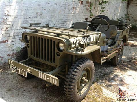 jeep mb  informations articles bestcarmagcom