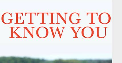 Moview Review: 'Getting To Know You - RedCarpetCrash.com