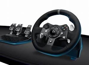 Logitech G920 Driving Force Racing Wheel User Guide Guide