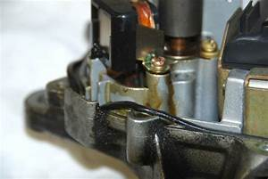 2001 Honda Accord Engine Oil Leak