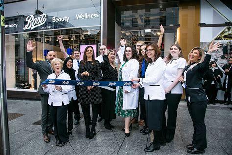 boots ireland opens flagship store dublins dawson