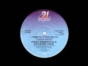 Afrika Bambaataa - Looking For The Perfect Beat ...