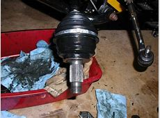 X5 DIY CV Joint Boot Replacement Xoutpostcom