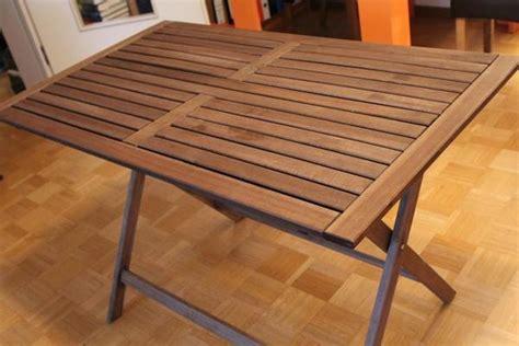Ikea Gartentisch Holz Gartentisch Klappbar Holz Ikea Balkon