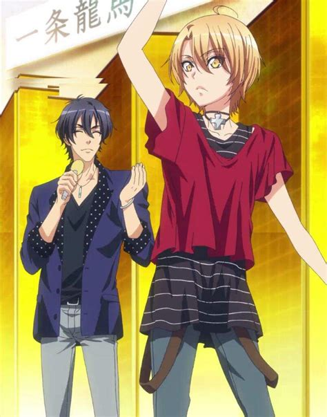 My sister and i decided to watch love stage for the first time a couple of days ago and we were super excited, because we are huge yaoi fangirls and after reading some of the manga we really wanted to watch the anime. Love Stage!   Anime Amino