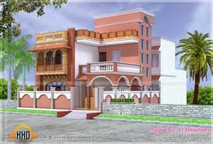 plans home mughal style house architecture home kerala plans