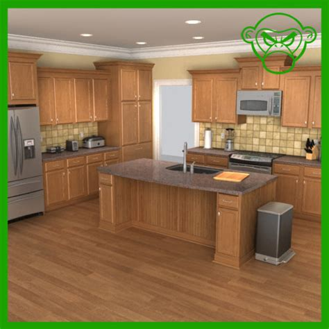 Kitchen Appliance Set 3d Max