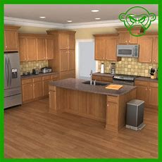 Kitchen Appliance Set 3d Max