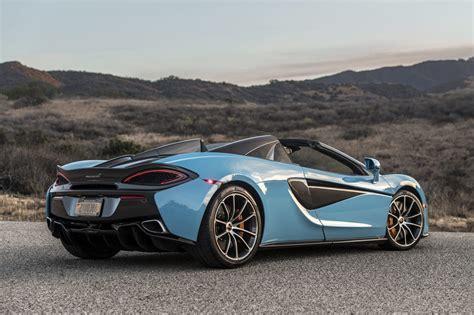 McLaren 570S Spider   MONTECRISTO