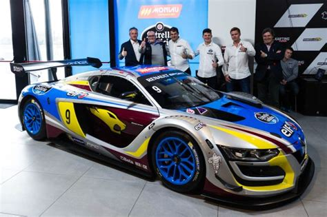 Renault Racing by Marc Vds Race With Renault R S 01 In 2016 Automobilsport